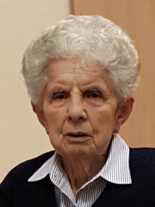In ricordo di Gina Comacchio Zanetti