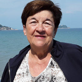 Laura Del Col in Mandrile