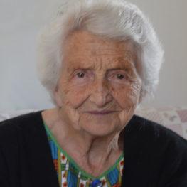 Maria Giuseppina Giordano ved. Zaffora Blando
