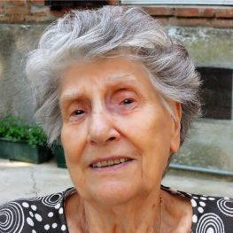 Adriana Giostra ved. Macchi