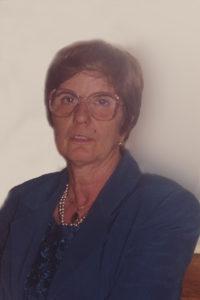 In ricordo di Olga Petrone vedova De Stefano